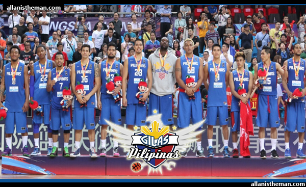 Gilas Pilipinas' tries to keep Rio Olympics dream alive in next year's wildcard tourney
