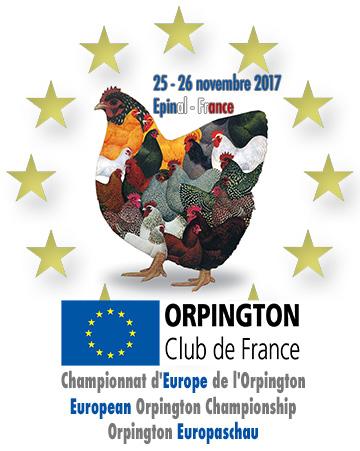 Championnat d'Europe de l'Orpington