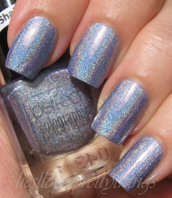 Perfect Holographic H7 swatch and review