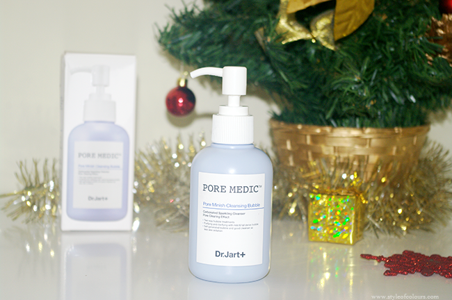 Dr.Jart+ Pore Medic Pore Minish Cleansing Bubble Review