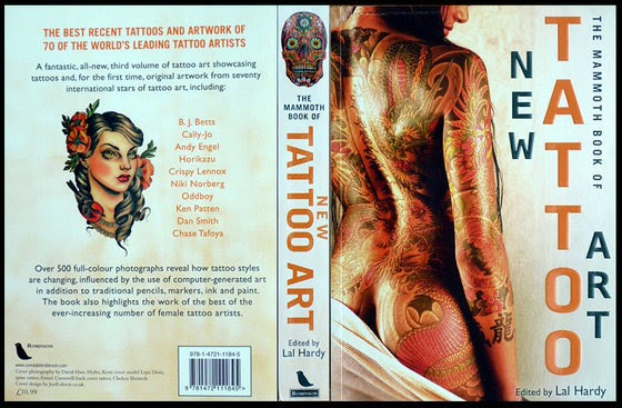 Stdc libraryplus fancy a new tattoo for The mammoth book of tattoos