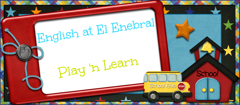 English at El Enebral