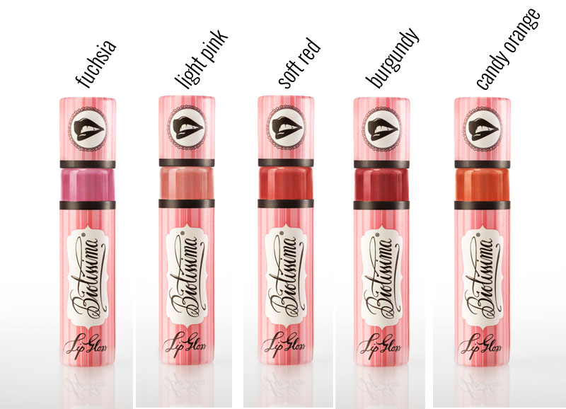 biotissima make-up lip gloss