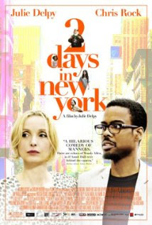 2 Days in New York (2012 – Julie Delpy, Chris Rock and Albert Delpy)