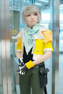 Final Fantasy XIII Hope Estheim Cosplay by Sakazaki Yuuko