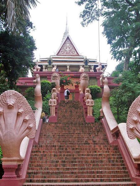 Wat Phnom (Phnom Penh, Camboya)