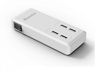 Power Strip SSK407, Charge Multi Untuk Beragam Jenis Gadget