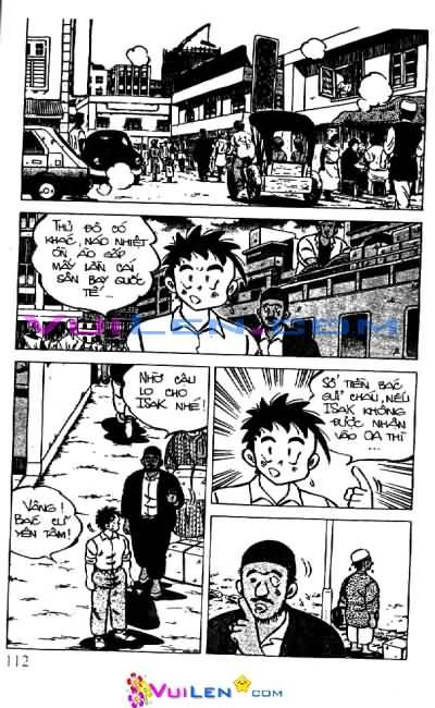 Jindodinho - Đường Dẫn Đến Khung Thành III  Tập 44 page 112 Congtruyen24h