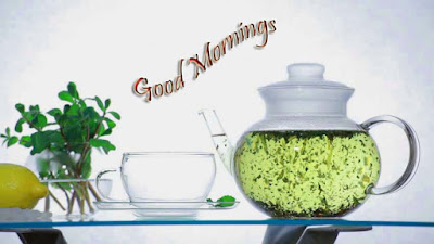 hot-green-tea-in-the-morning-photos