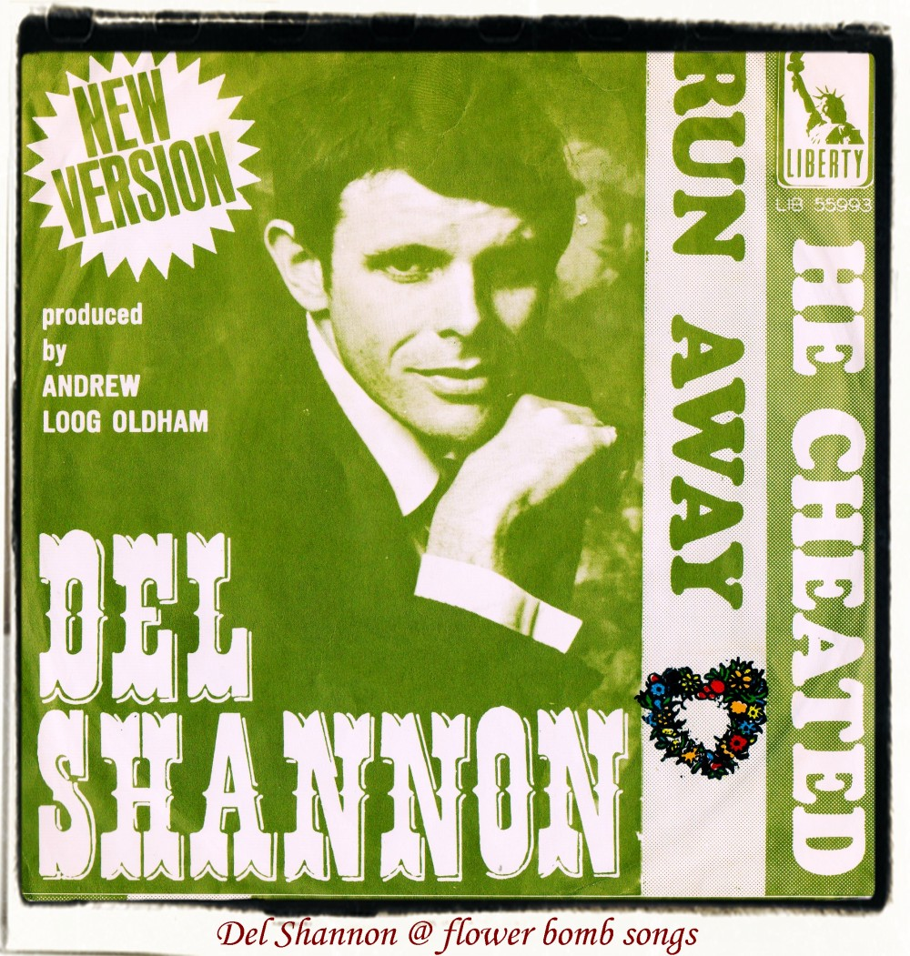 singles in shannon Del shannon (born charles weedon westover december 30 and no singles were released shannon opened for ike and tina turner at dave hull's hullabaloo club in los.