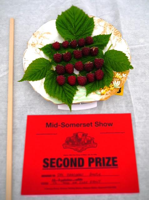 Berry arrangement