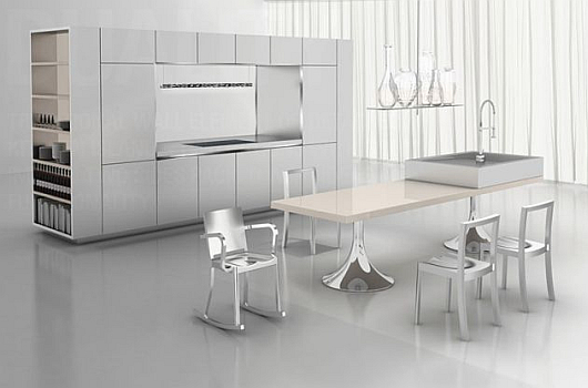 fancy new kitchens warendorf and philippe starck home and trends. Black Bedroom Furniture Sets. Home Design Ideas