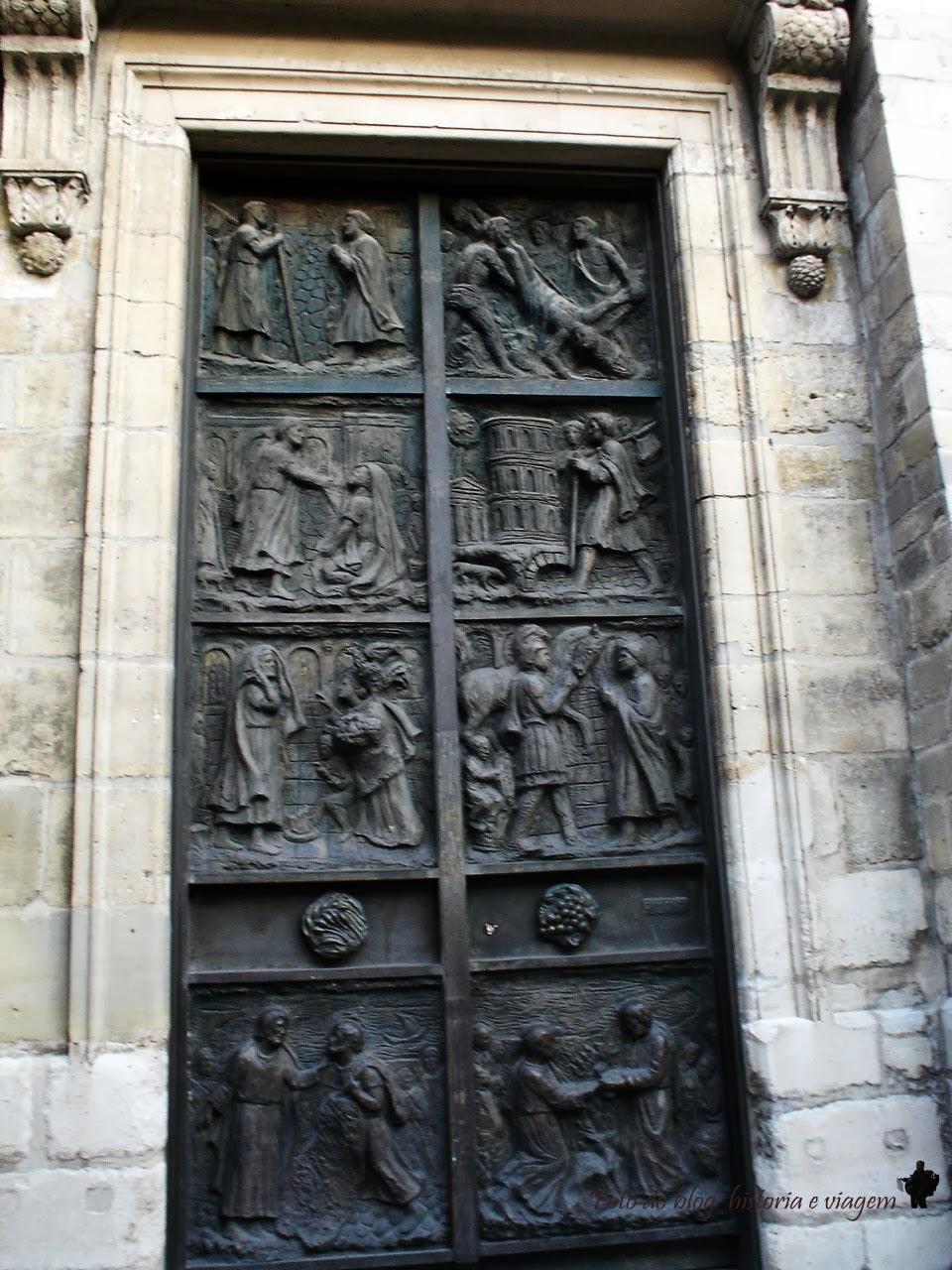 Eglise de Saint-Pierre de Montmartre - Paris