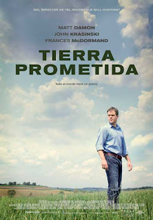 Ver Película Tierra Prometida (Promised Land) Online Gratis (2012)