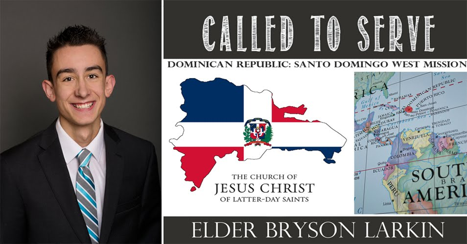 Elder Bryson Larkin