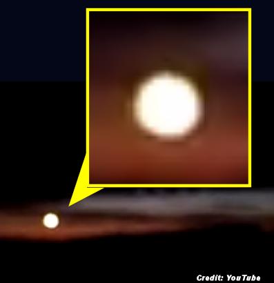 UFOs Over Folkestone 5-25-14
