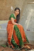 Actress Anusha Photos in Half saree-thumbnail-19