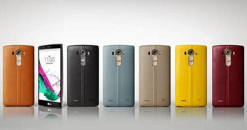 LG G4 Launched, 5.5-inch Quad HD Hexa-Core Snapdragon 808