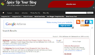 Spice Up Your Blog Search Results