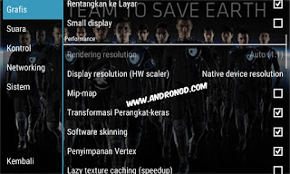 Settingan Game PPSSPP Pes2015/16 di Android Work Tanpa Lag
