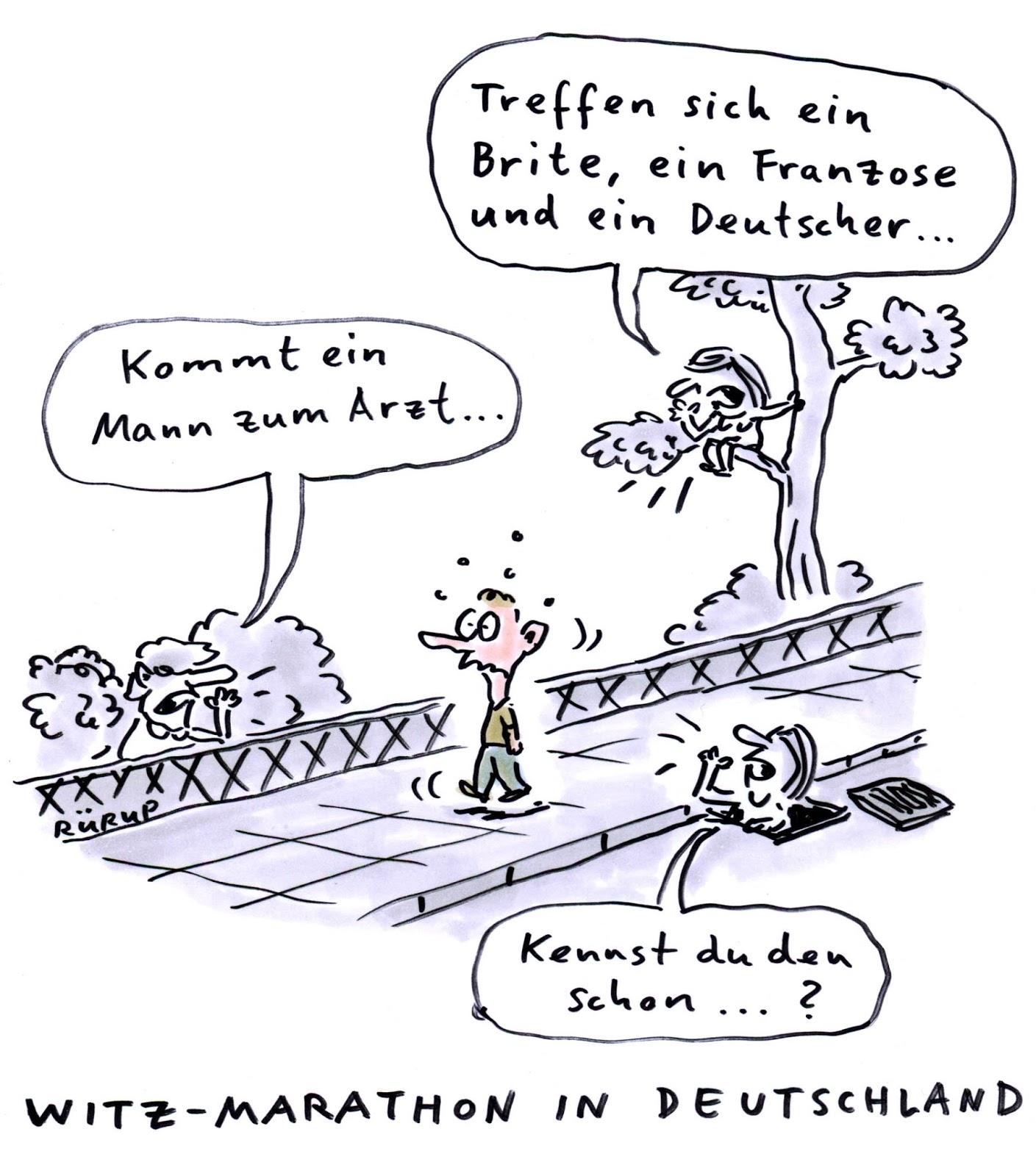 Witz-Marathon in Deutschland_Ruerup
