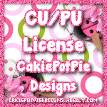 Cakie Pot Pie CU License