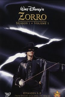 Download Zorro 1ª Temporada Dublado TVRip XviD