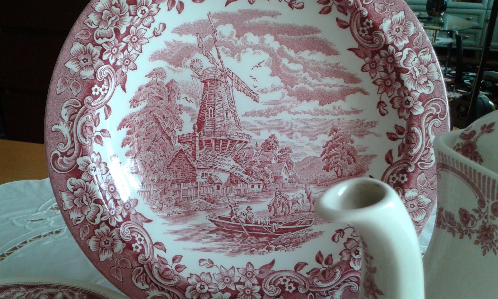 Porcelana angielska