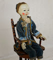 Queen Anne doll reproduction