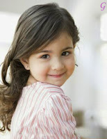 Beautiful Smile Babies pictures With Pink Dress