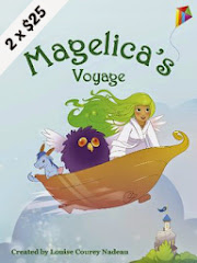 Magelica's Voyage - 3 April