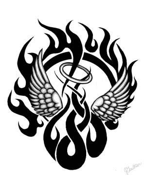 wing-flame-tattoo-airbrush