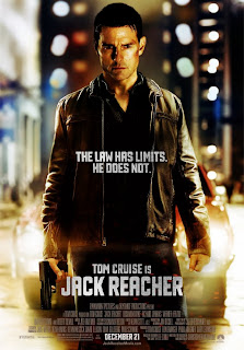 Jack Rreacher Movie, Tom Cruise