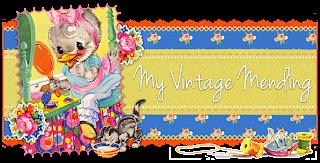 My Vintage Mending