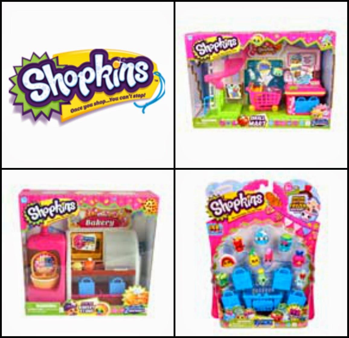 Shopkins giveaway