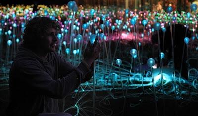 Flores de luz Bruce-munro-field-of-lights4