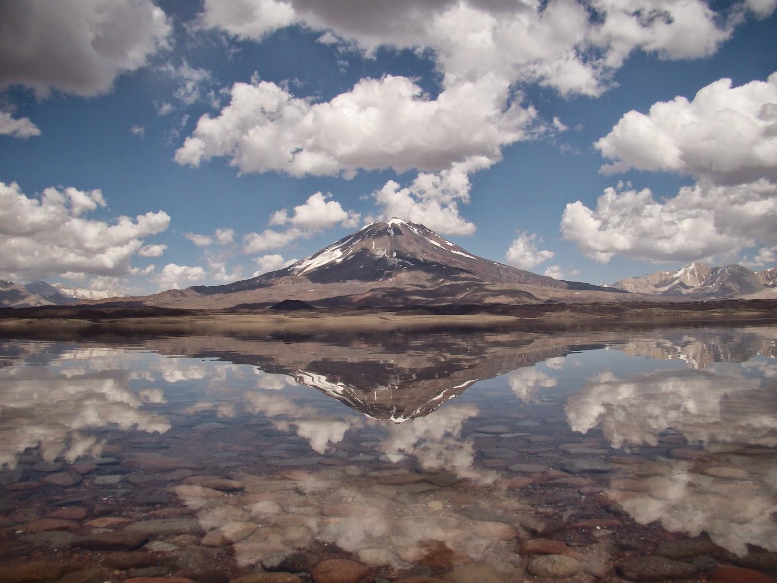 Resultado de imagen de volcan maipo