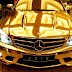 Mercedes-Benz Gold C63 Where Else… Dubai