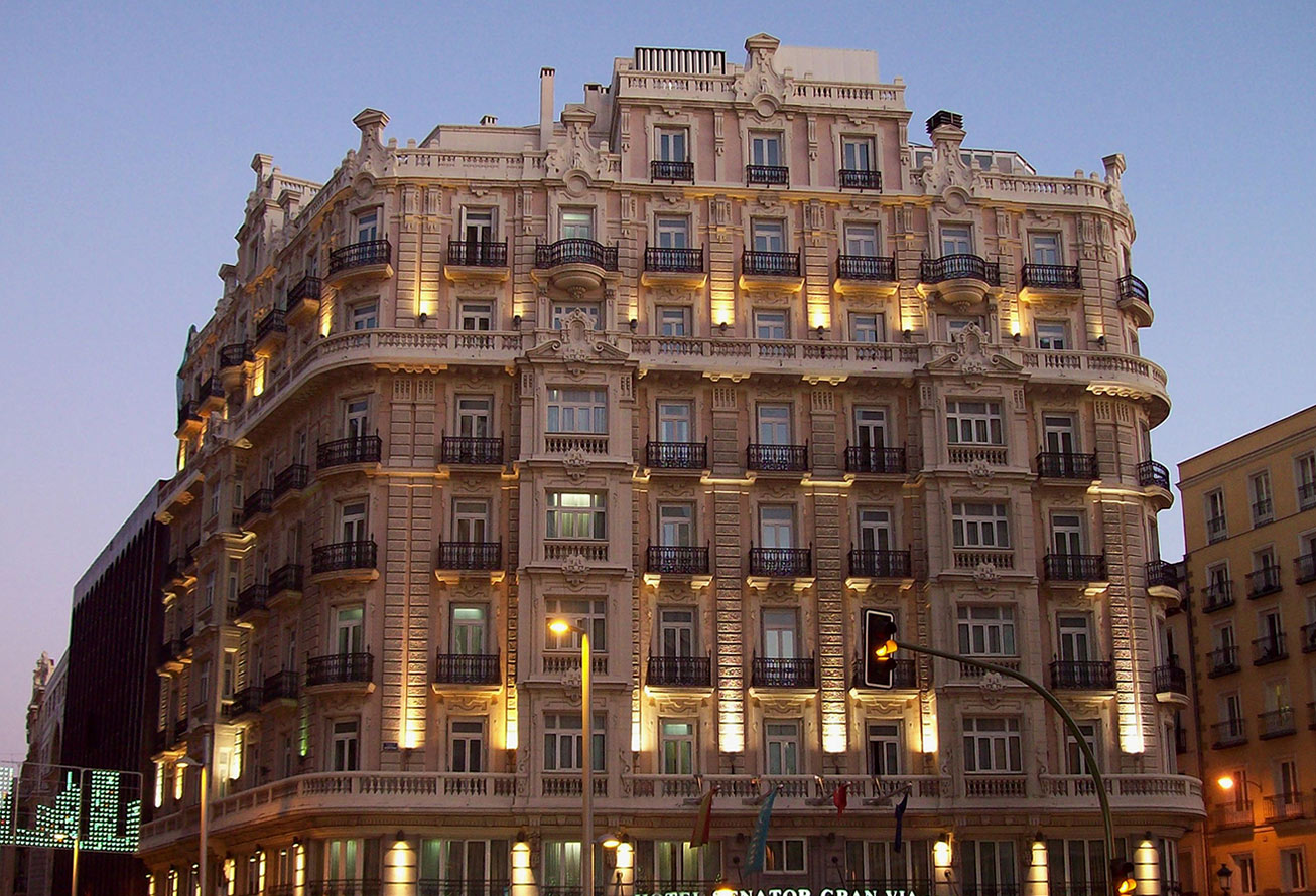 Occidental college glee club spain and portugal tour 2014 for Hotels madrid