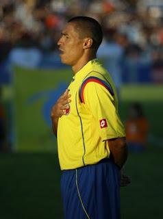 """Iván Córdoba """"Daré todo para regresar a la Selección"""""""