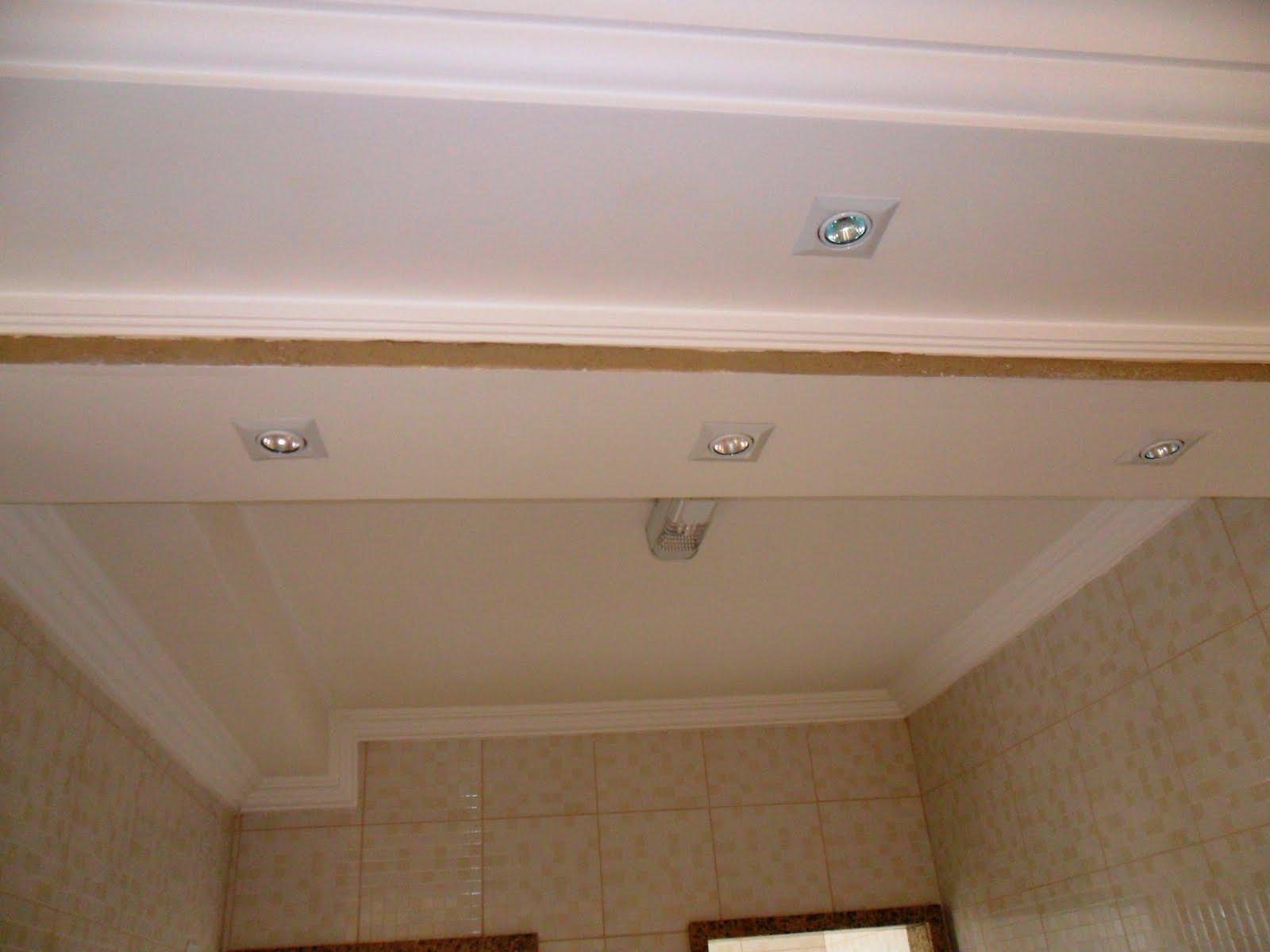 gesso banheiro com box BLINDEX sacada acabamento personalizado #3C1E0A 1600x1200 Acabamento Gesso Banheiro
