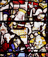 Holy Innocents English Stained Glass
