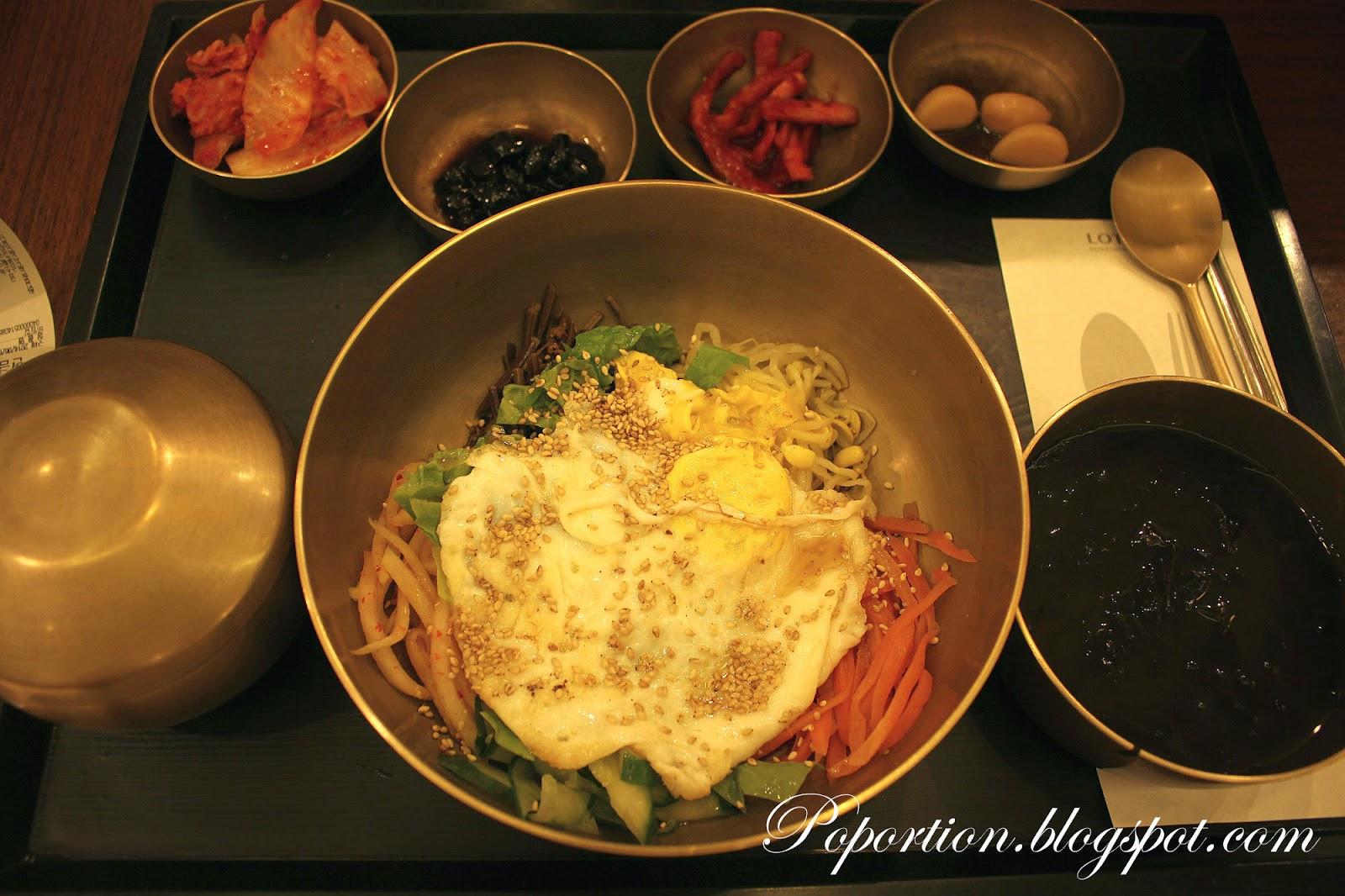 bibimbap korea where to eat