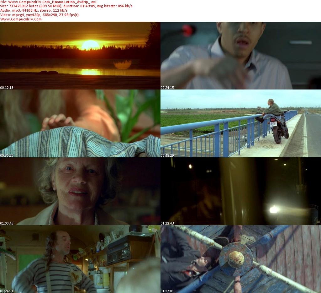 Hanna 2011 DVDRip [Español Latino] Descargar 1 Link [Ver Online]