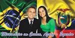 O Missionário Josué Moraes e esposa Sirlene em Ação no Equador conforme os Planos de DEUS!!!!