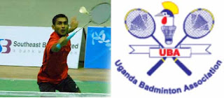 Dinuka Karunaratre wins Uganda International Badminton Open titles