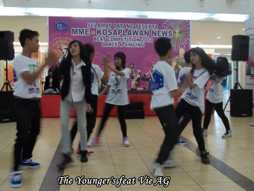 SANGGAR DANCE