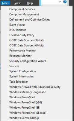 Windows Server 2012: Server Manager Tools