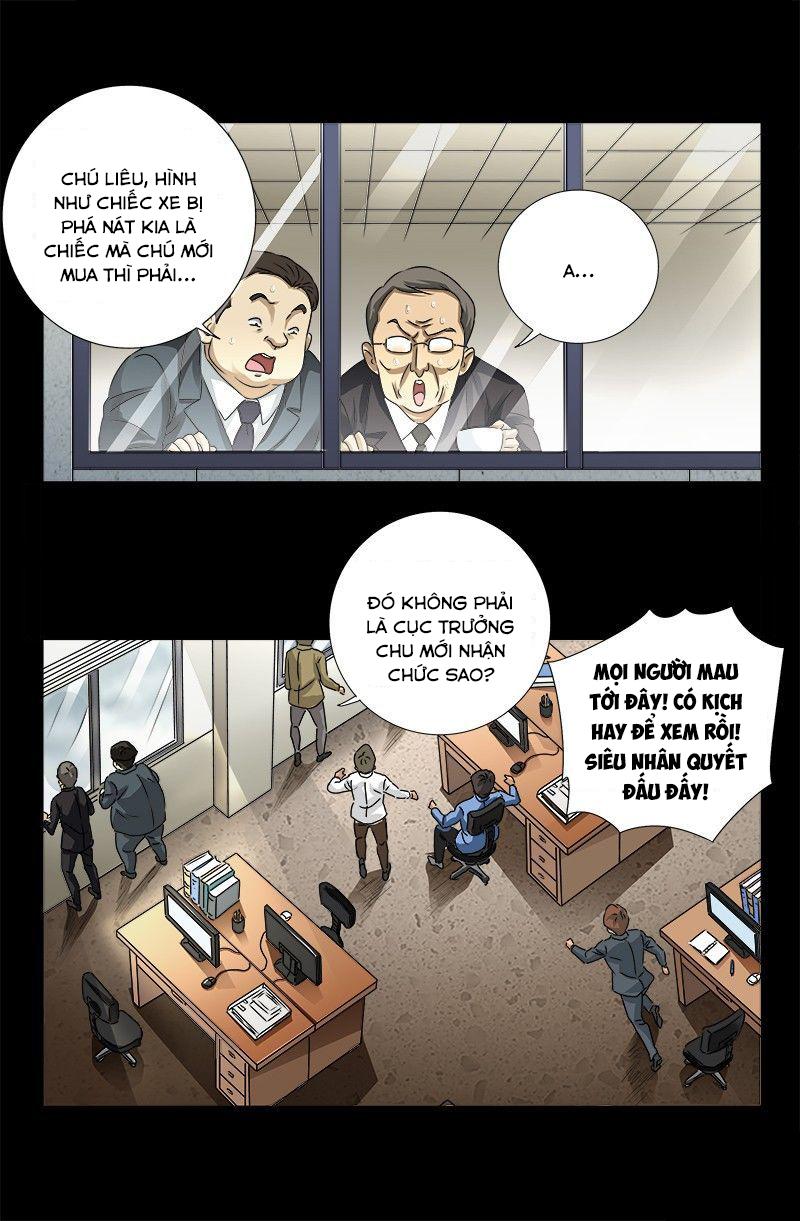 Huyết Ma Nhân chap 235 page 8 - IZTruyenTranh.com