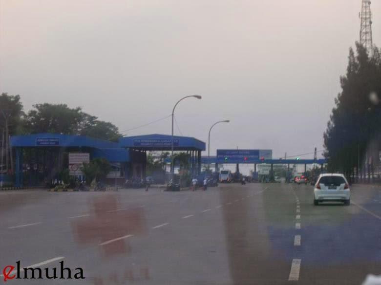 Foto-foto Waktu Nyebrang dari Pelabuhan Merak ke Bangkauheuni